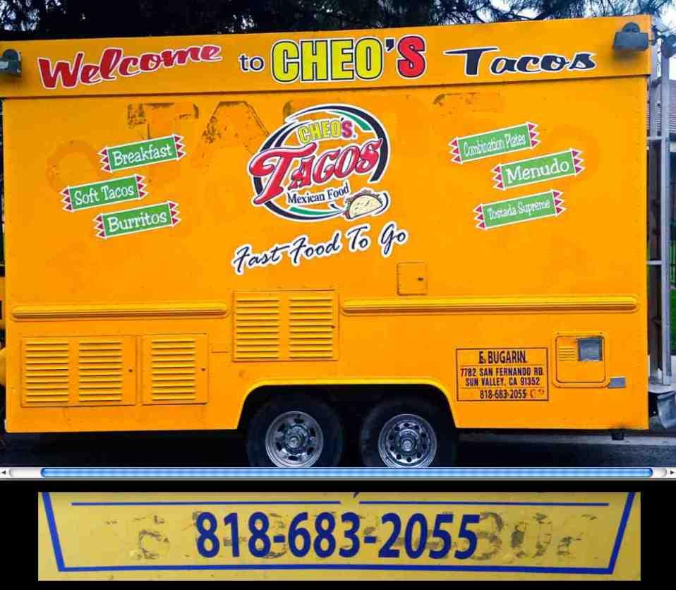 trailer food